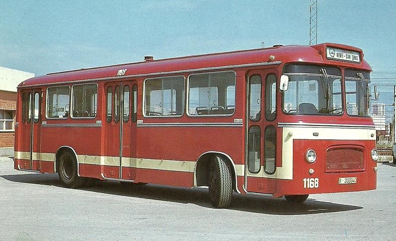 TB 1168 Pegaso 5020 Seida