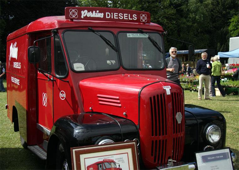 Trojan Diesel-395