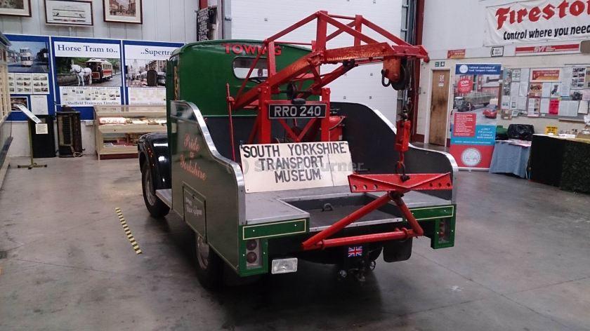 Trojan RRO240 Servicecar Towing Truck