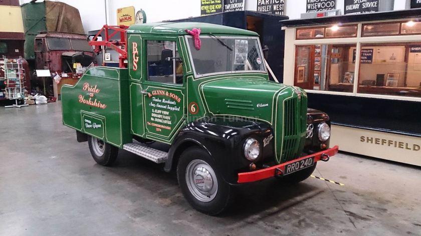 Trojan RRO240 Servicecar