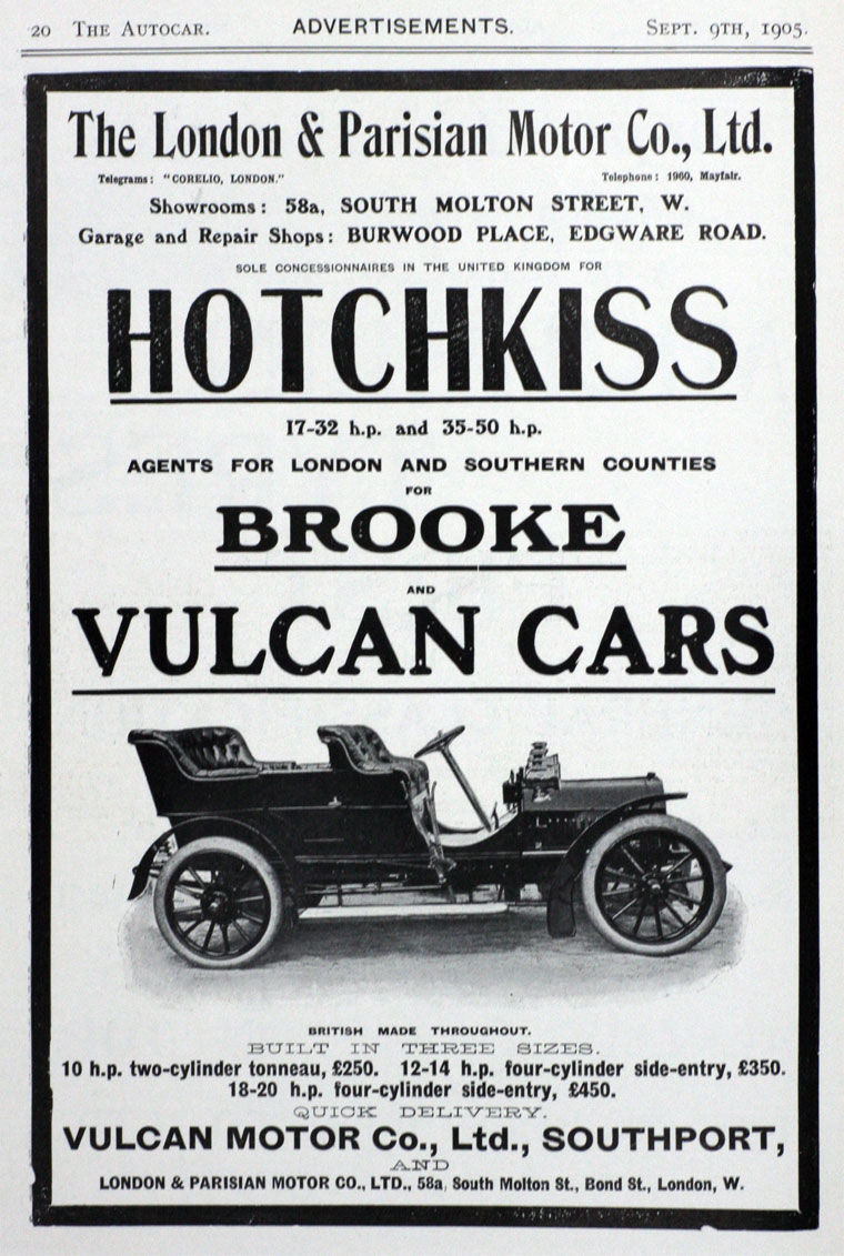 1905 0909Auto-London