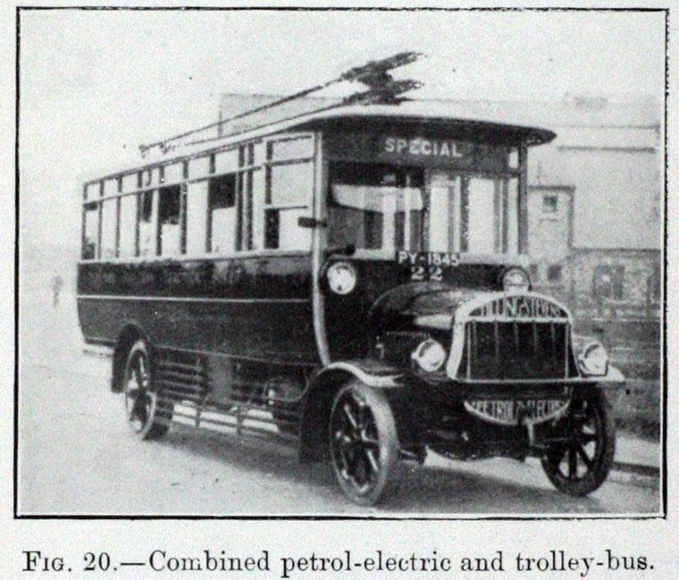 1914 Tilling-Stevens