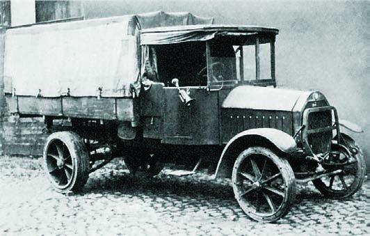 1915 VOMAG 35PS