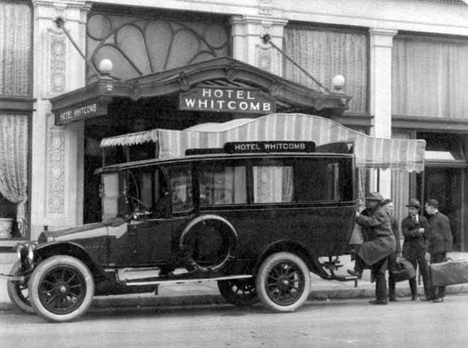 1915 White