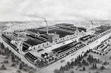 1919 Thornycroft Works c1919
