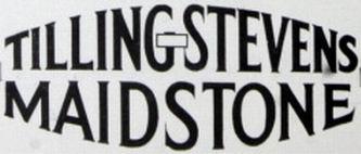 1920 Tilling Stevens logo