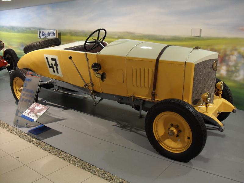 1921 Tatra type T