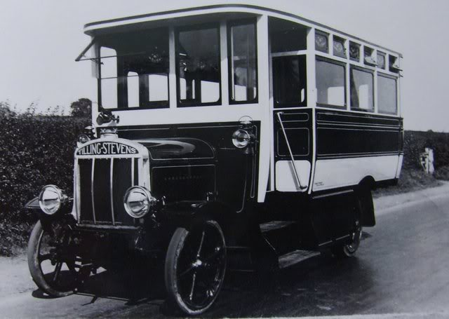 1922 Tilling Stevens Buses Australia b