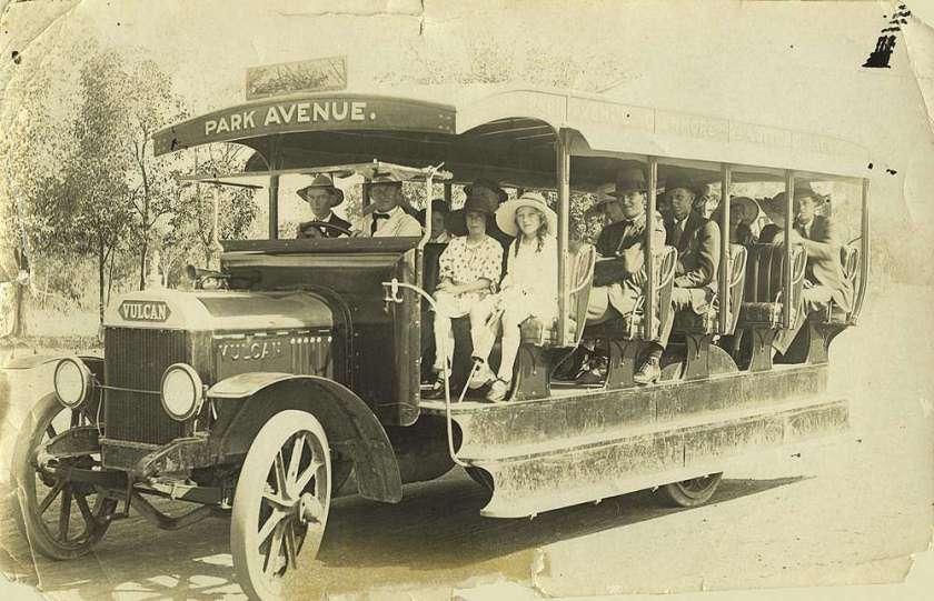 1922 Vulcan Thomas W Bean Bus Company Rockhampton Australia