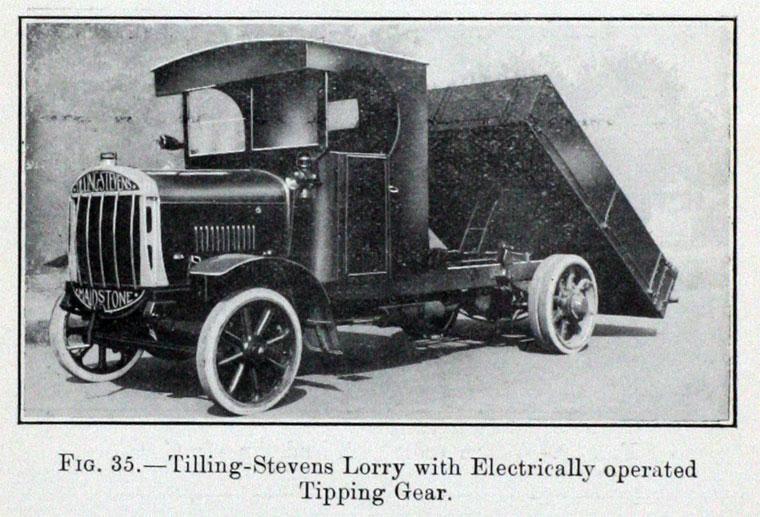 1923 Tilling-Steven