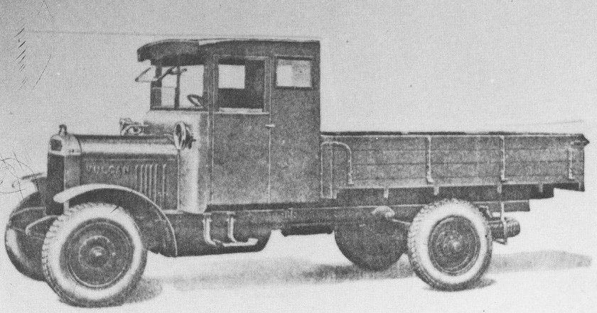 1923 Vulcan Bestel