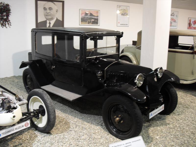 1924 Tatra T11