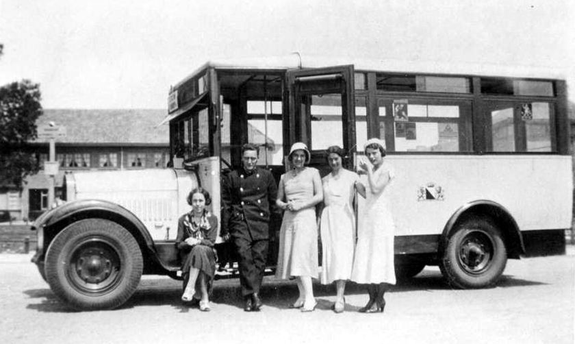 1925 DE DION BOUTON  Werkspoor