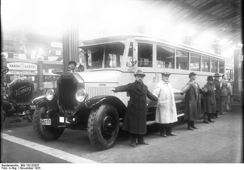 Berlin, Autoausstellung