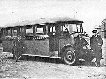 1926 Latil Verheul Boskoop Nederland