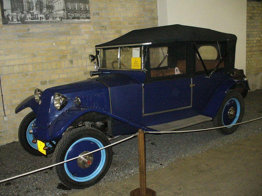 1926 Tatra T 12
