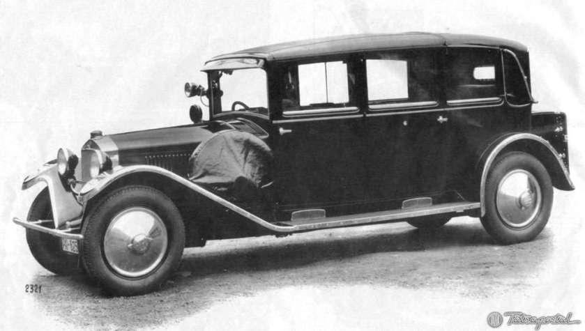 1926 Tatra t17-31