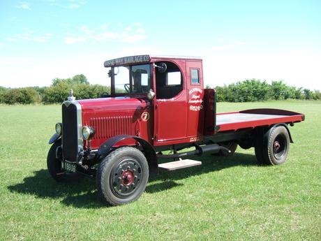 1926 Vulcan 4cyl Trucks