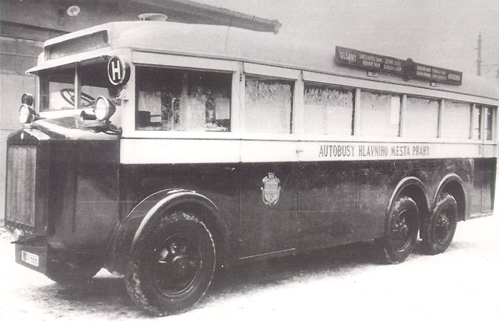 1928 Tatra typ 24