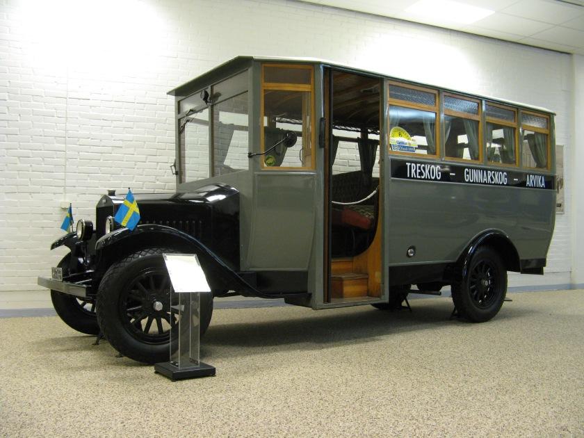 1928 Volvo LV45 autobus