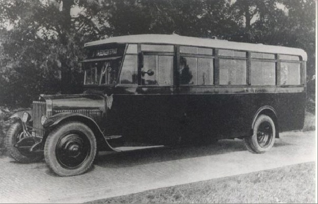 1929 De Dion Bouton Werkspoor