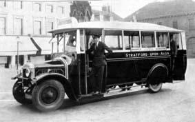 1929 Thornycroft alb