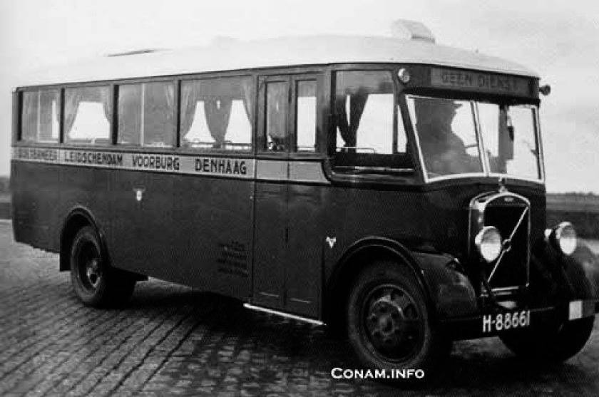1929 Verheul Volvo