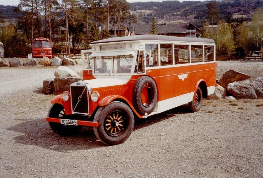 1929 Volvo LV4 -Arvika