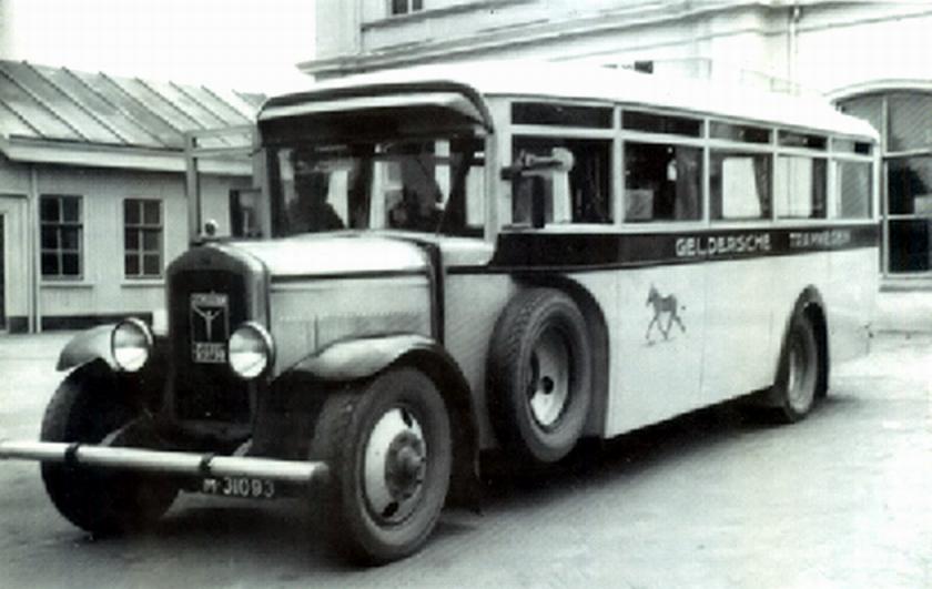 1930 De Dion Bouton LO, idem, Carr. Verheul, M-31093,GTM 78