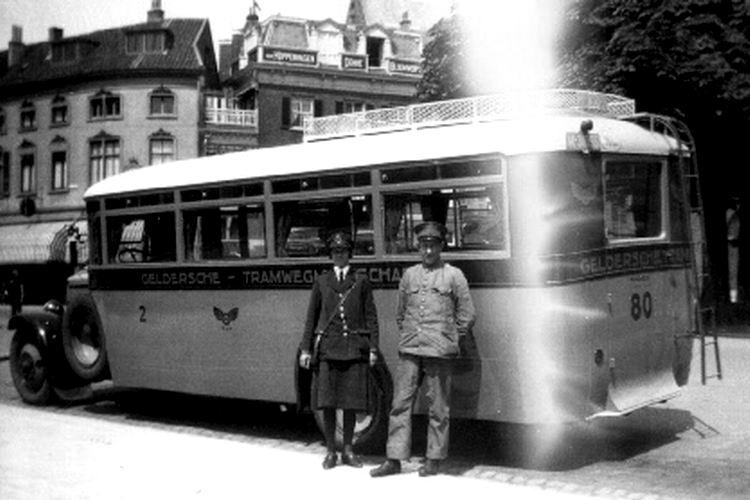 1930 De Dion Bouton LO, idem, Carr. Verheul, M-31095,GTM 80 Velperplein Arnhem