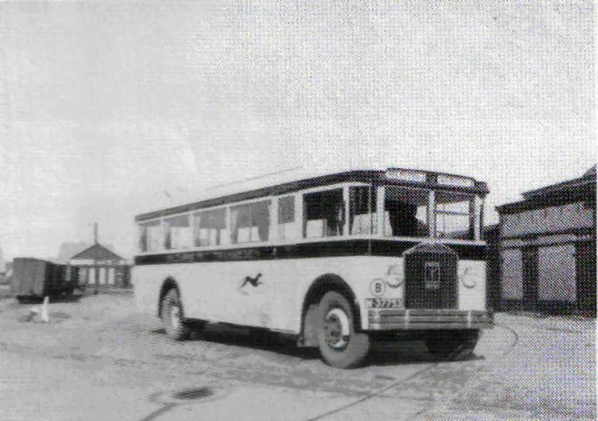 1930 DE Dion Bouton-Verheul te Doetinchem op 12 april 1937
