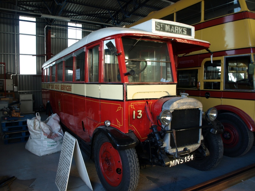 1930 Thornycroft Bus