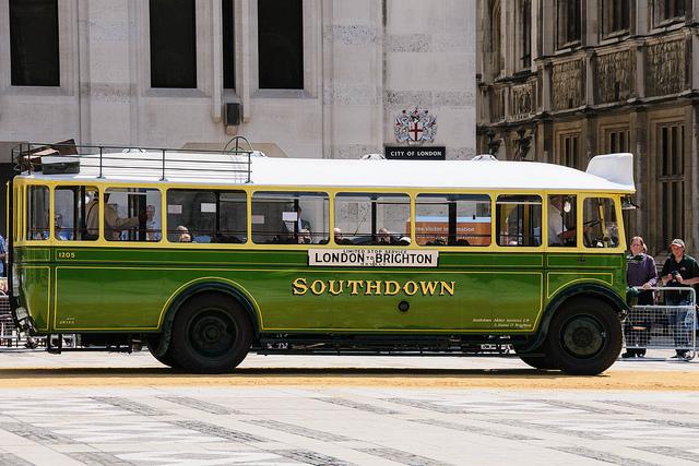 1930 Tilling-Stevens B10 A2 Express Bus