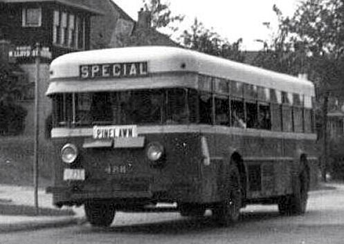 1930 Twin Coach model 40