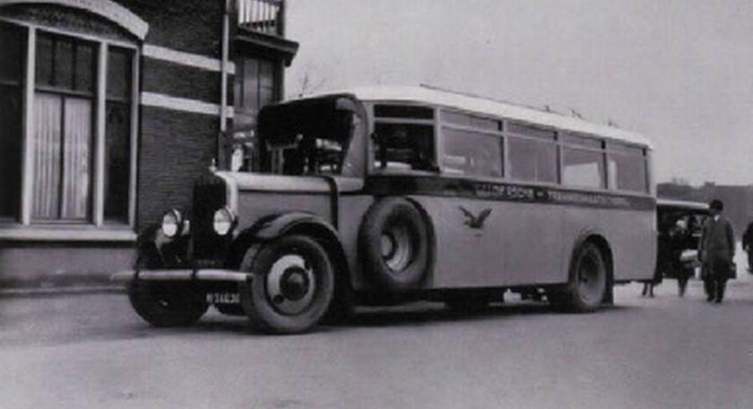 1931 De Dion Bouton LO, idem, Carr. Verheul, M-34036,GTM 86
