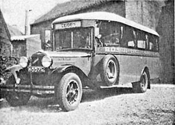 1931 Dodge  Verheul