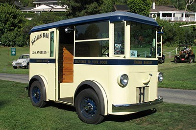 1931 Twin Coach Deliver
