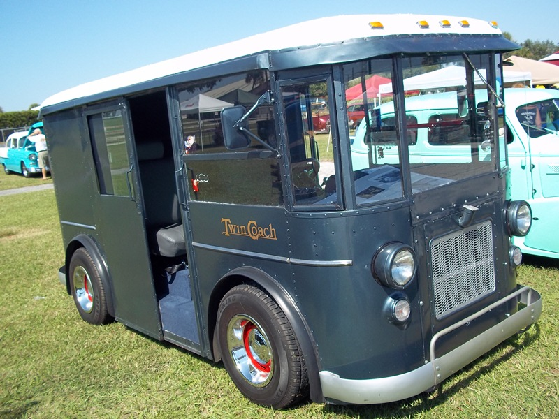 1931 Twin Coach Delivery Van