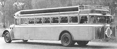 1931 White Benderbus