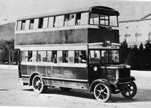 1932 Tilling Stevens 4X serie200