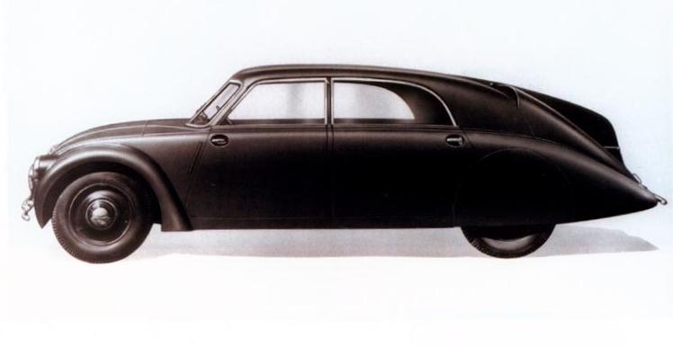 1933 Tatra 77