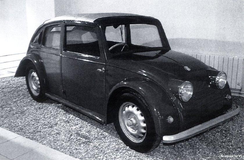 1933 Tatra V570 Prototype-fVr(Czechoslovakia)
