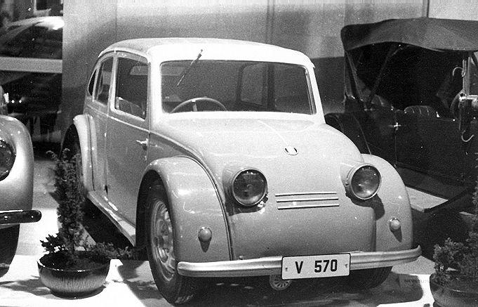 1933 Tatra V570