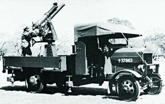1933 Thornycroft J