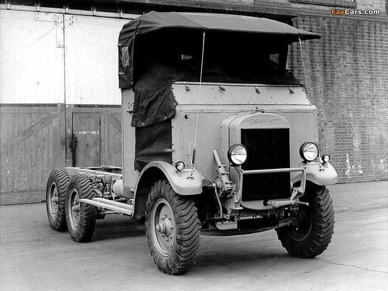 1933 Thornycroft Tartar LE a