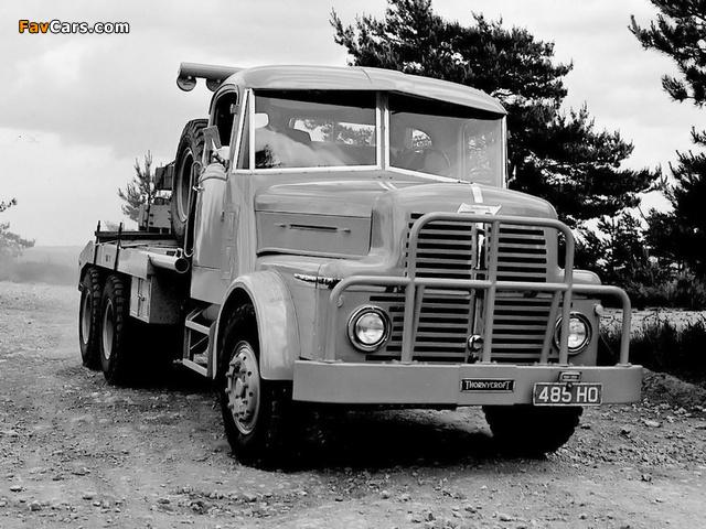1934-39 Thornycroft Trusty