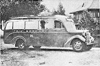 1935 Ford Verheul