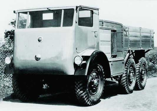 1935 Tatra-84, 6x6