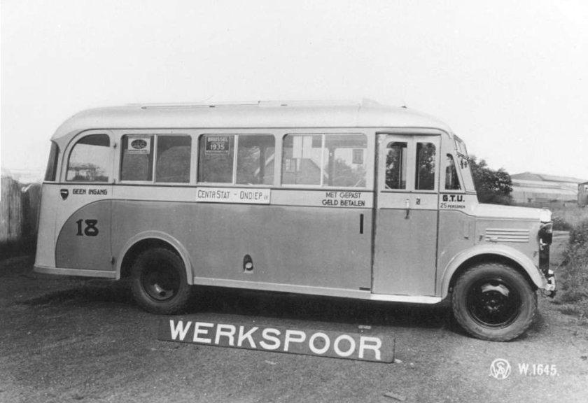 1935 Werkspoor Bedford