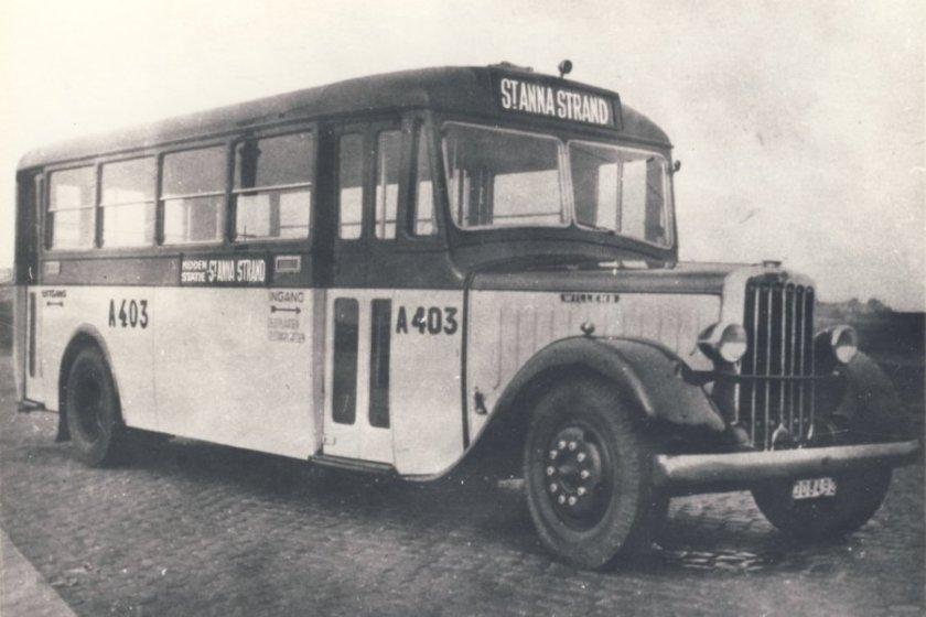 1935 Willems  Ragheno A.403 uit 1935 antwerpse autobussen3